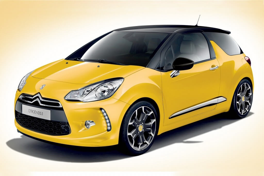 Citroen DS3 - Hot Premium Hatch