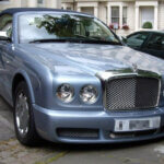 6 figure sums were spent on luxury vehicles using local council tax payers' money.