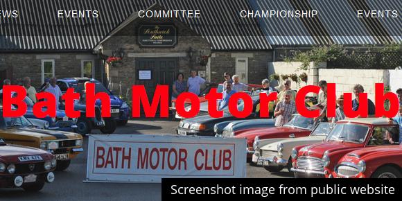 Bath Motor Club