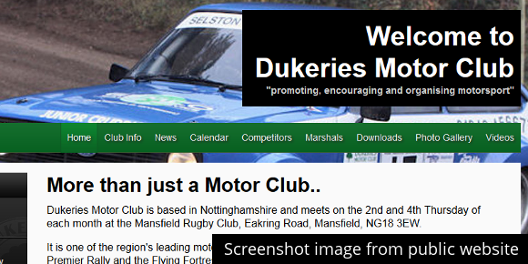 Dukeries Motor Club