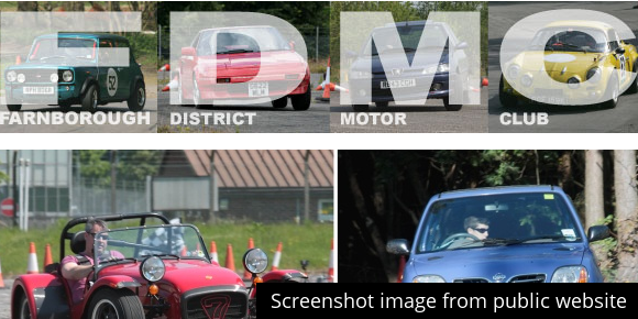 Farnborough District Motor Club