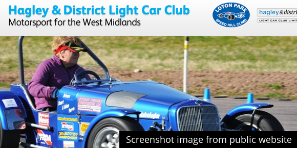 Hagley and District Light Car Club