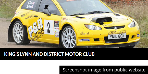 Kings Lynn and District Motor Club