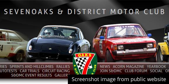 Seven Oaks Motor Club