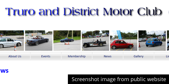 Truro and District Motor Club