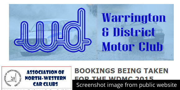Warrington and District Motor Club