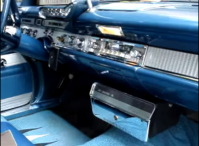 Dashboard record player for car