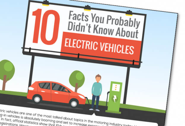 Have You Seen Our New Electric Vehicle Infographic?
