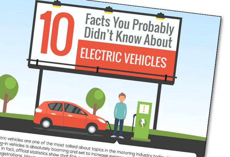 New EV Facts Infographic Released