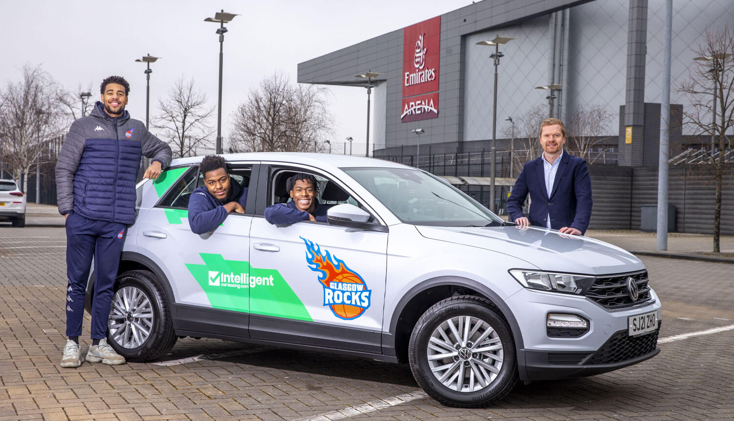 ICL Provides Free Car To Glasgow Rock's