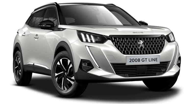 Trending Car Lease Deal - Peugeot 2008 1.2 PureTech GT