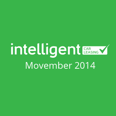 Movember 2014 Intelligent Car Leasing