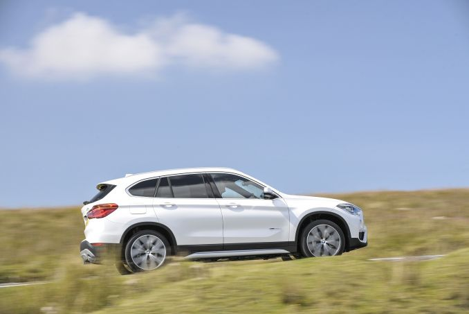 bmw x1 diesel estate xdrive 25d step auto on lease from. Black Bedroom Furniture Sets. Home Design Ideas