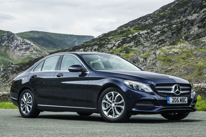 MERCEDES-BENZ C200 AMG Line 2dr 9G-Tronic