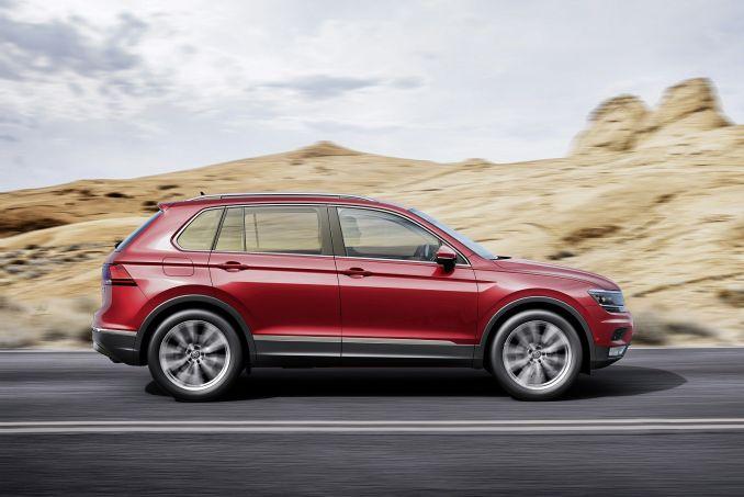 Volkswagen Tiguan Diesel Estate 20 TDI BMT 150 SEL 5dr On Lease