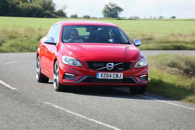 Volvo S60 Diesel Saloon D2 [120] SE NAV 4dr [leather]