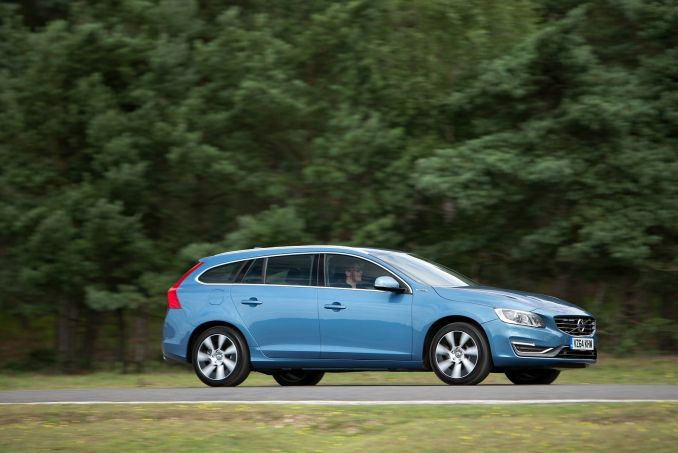 volvo v60 sportswagon t4  190  business edition 5dr