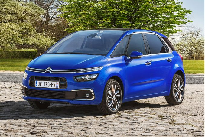 citroen c4 picasso diesel estate 1 6 bluehdi on lease from. Black Bedroom Furniture Sets. Home Design Ideas