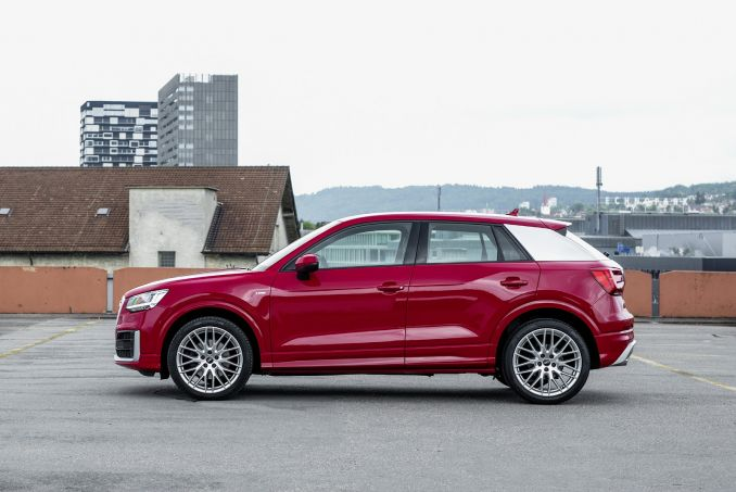 Audi Q2 Lease Deals Intelligent Car Leasing