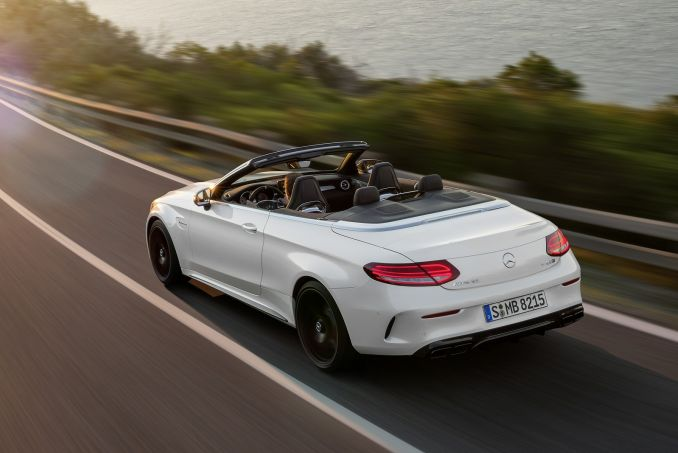 Mercedes benz c class amg cabriolet c63 auto on lease from for Mercedes benz convertible lease
