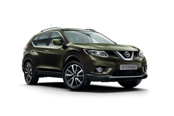 nissan x-trail lease deals