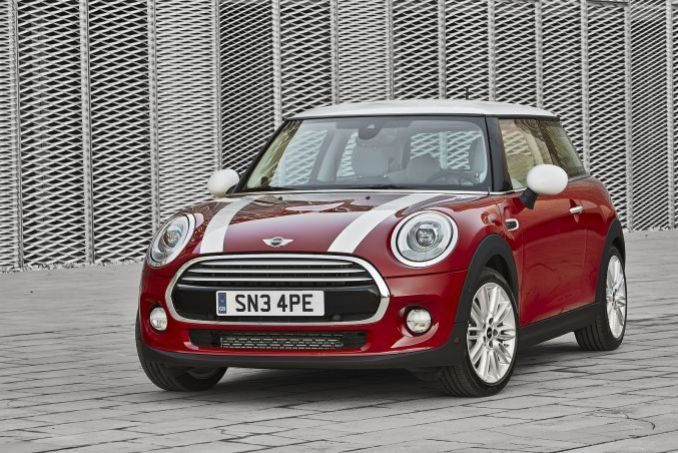 Mini Hatchback 1.5 Cooper 5dr [JCW Sport Pack]