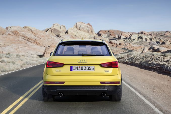 Audi Q3 Estate Special Editions 2.0 TDI Quattro Black Edition 5dr