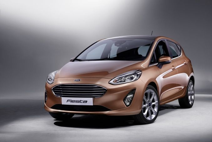 Ford Fiesta Hatchback 1.1 Style 3dr