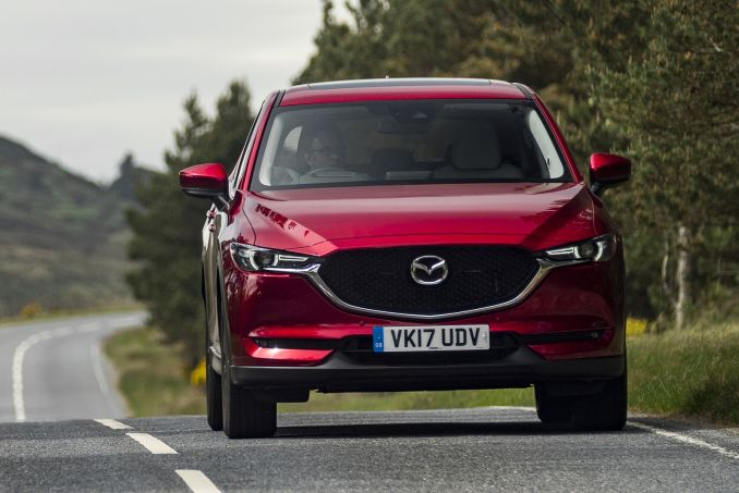 mazda cx 5 diesel estate 2 2d se l on lease from. Black Bedroom Furniture Sets. Home Design Ideas
