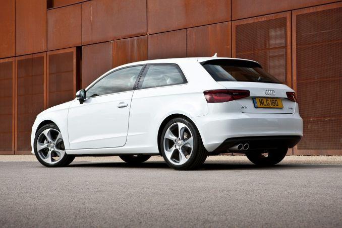 Audi A3 Hatchback 1 2 Tfsi 110 Se 3dr S Tronic
