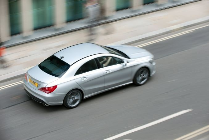 Class Diesel Coupe Cla 200