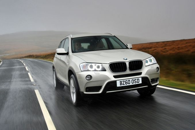 BMW X3 Crossover