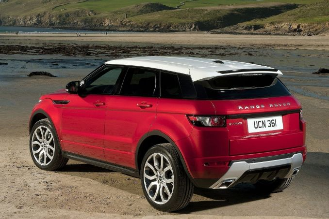 land rover range rover evoque diesel hatchback 2 0 ed4 on. Black Bedroom Furniture Sets. Home Design Ideas