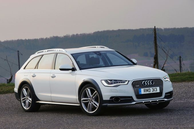 audi a6 allroad diesel estate 3 0 bitdi quattro tip auto on lease from. Black Bedroom Furniture Sets. Home Design Ideas