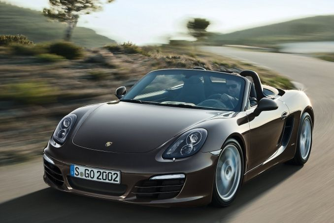Boxster 2.7 Boxster Roadster 2.7 2dr