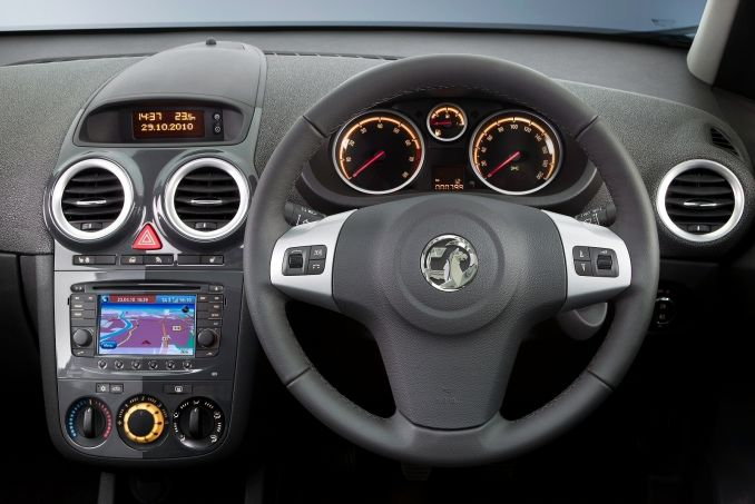VAUXHALL Corsa Hatchback 1.4 SXI 3dr On Lease From £222.26