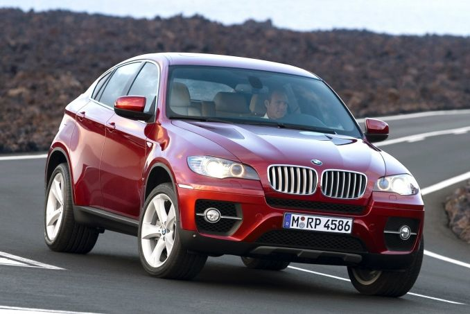 BMW X6M Crossover