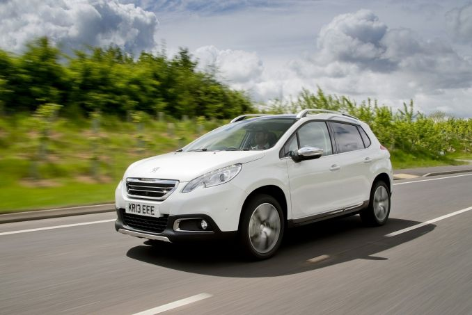 peugeot 2008 diesel estate 1 4 hdi access 5dr on lease from. Black Bedroom Furniture Sets. Home Design Ideas