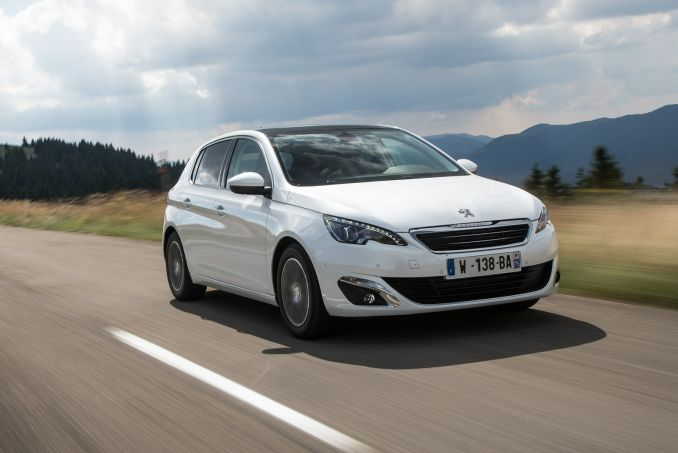 peugeot 308 hatchback 1 2 puretech on lease from. Black Bedroom Furniture Sets. Home Design Ideas