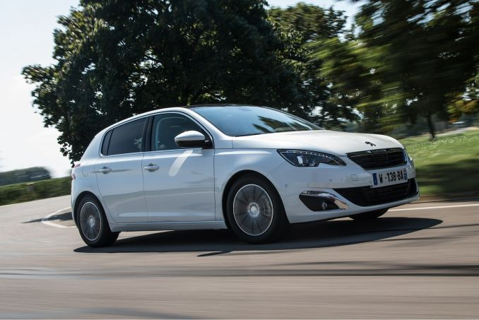 peugeot 308 diesel hatchback 2 0 bluehdi on lease from. Black Bedroom Furniture Sets. Home Design Ideas