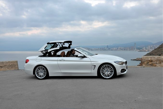 BMW 4 Series Diesel Convertible 435D Xdrive M Sport 2dr Auto [professional Media]