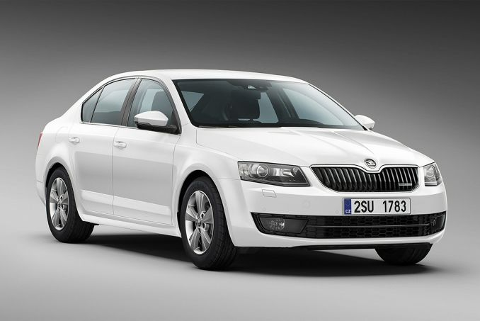 Skoda Octavia Diesel Estate 1 6 Tdi Cr Se Business
