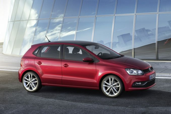 Volkswagen Polo Hatchback 1 0 S 3dr On Lease From 163 133 05