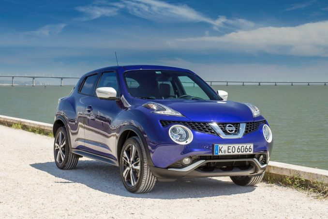 Nissan Juke Hatchback 1 6 Visia 5dr On Lease From 163 149 33