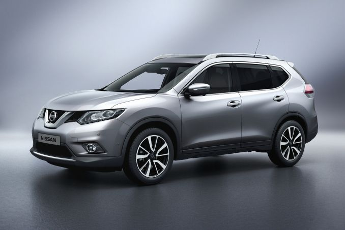 nissan x trail diesel station wagon 1 6 dci visia smart vision pack 5dr on lease from. Black Bedroom Furniture Sets. Home Design Ideas