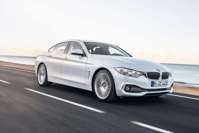 BMW 4 Series Gran Diesel Coupe 420D [190] M Sport 5dr Auto [professional Media]