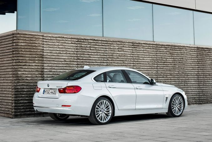 BMW 4 Series Gran Coupe 420I M Sport 5dr Auto