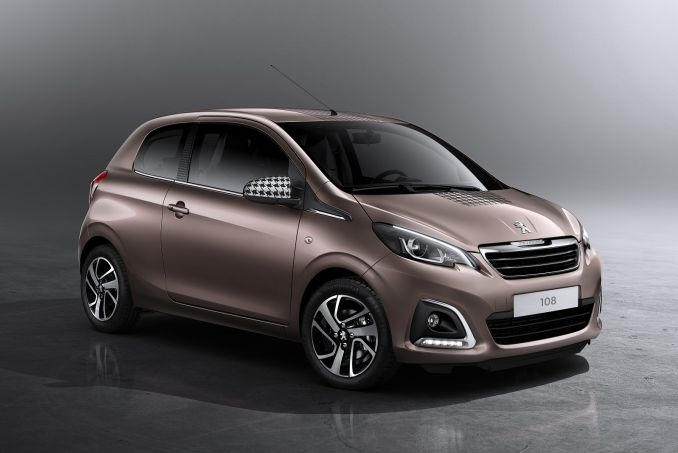 peugeot 108 hatchback 1.0 allure 5dr 2-tronic on lease from £137.52