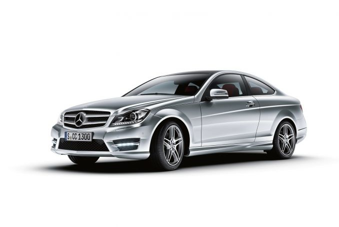 Mercedes c class sport lease deals