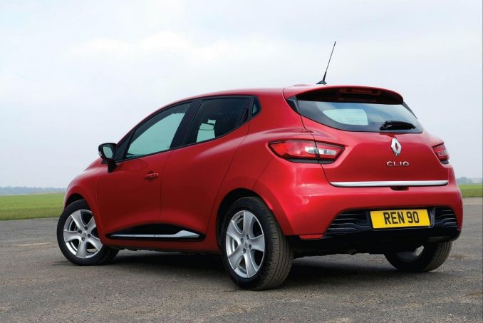 renault clio hatchback 0 9 tce on lease from. Black Bedroom Furniture Sets. Home Design Ideas